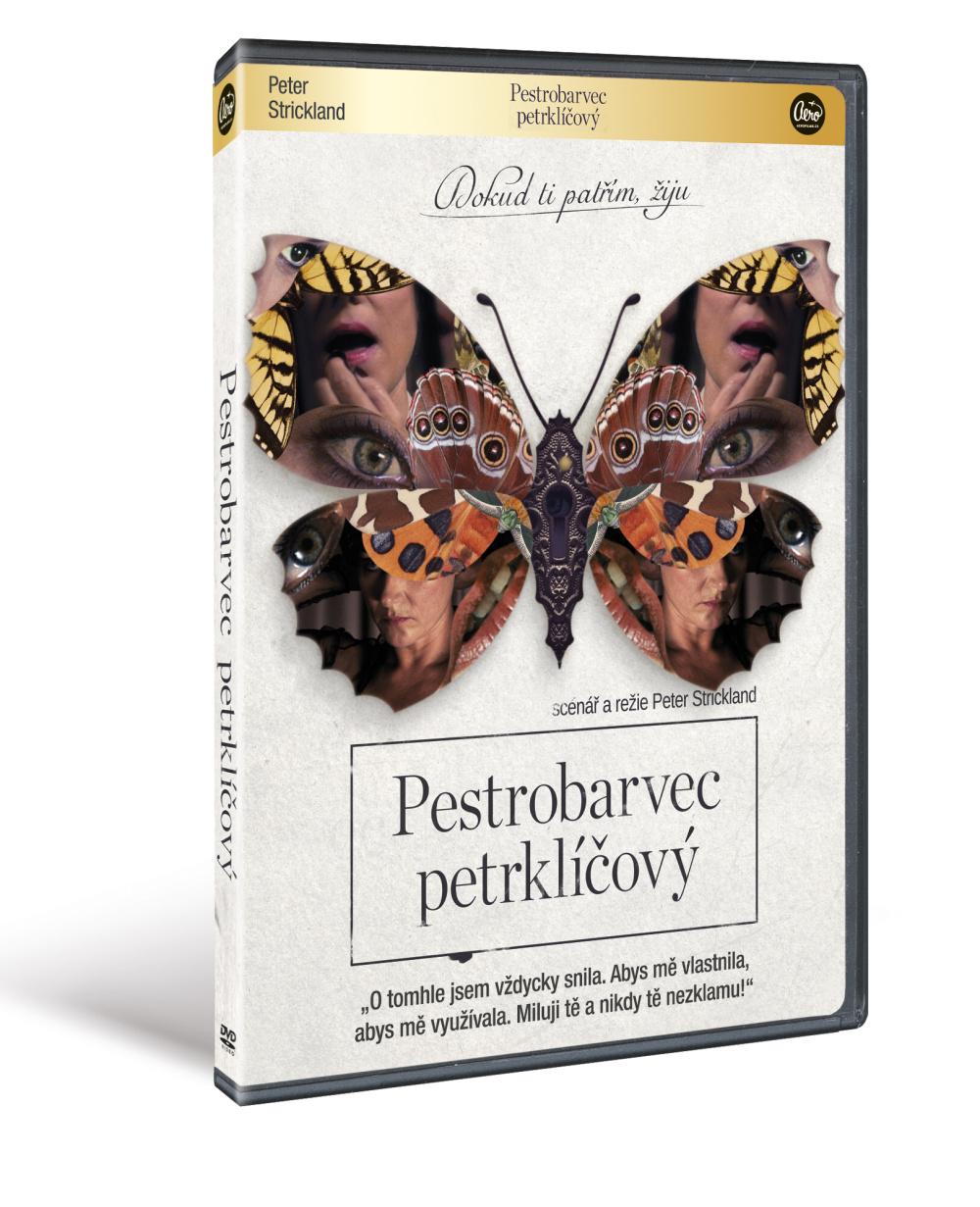 Pestrobarvec petrklíčový ( plast ) - DVD