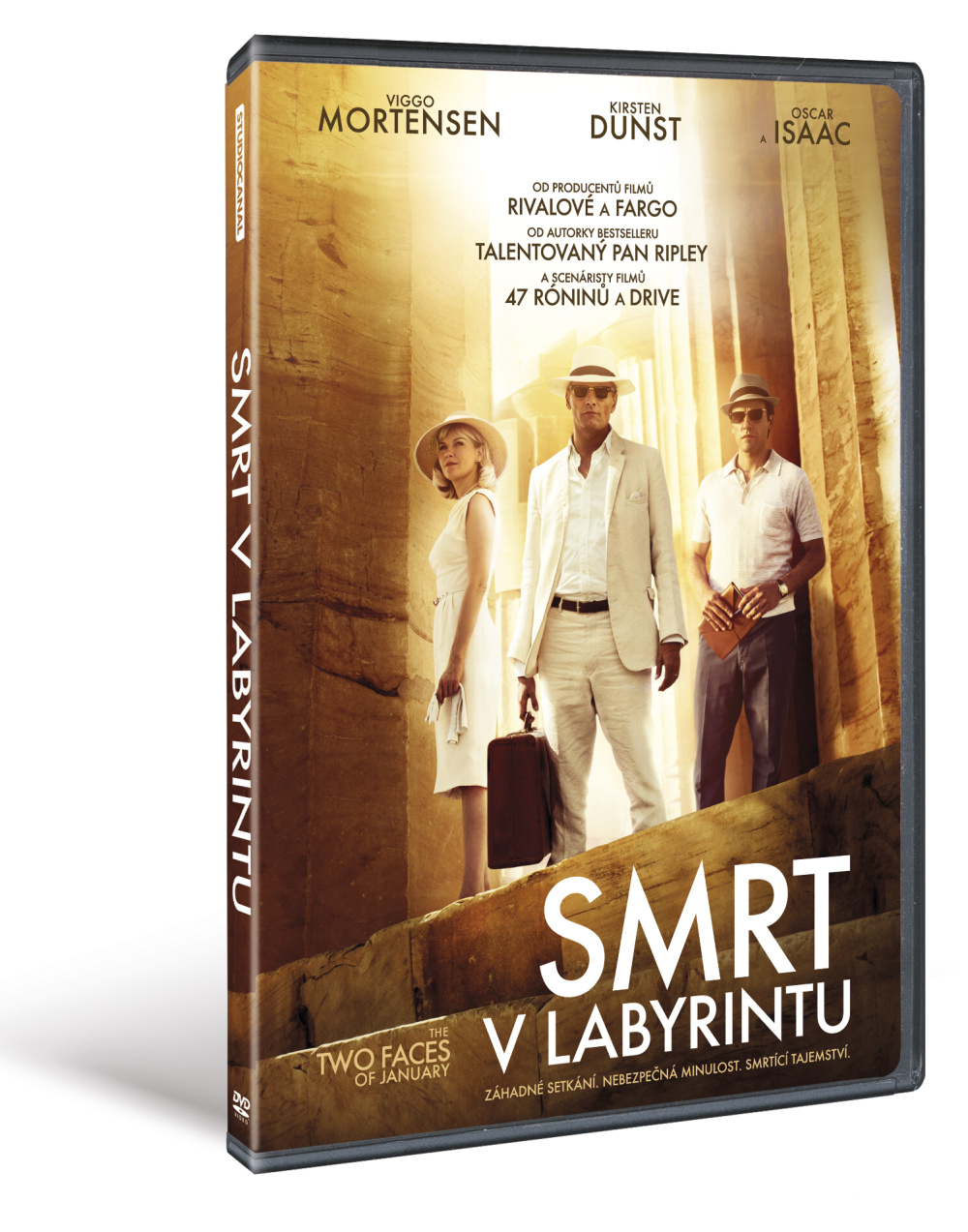 Smrt v labyrintu (plast ) - DVD