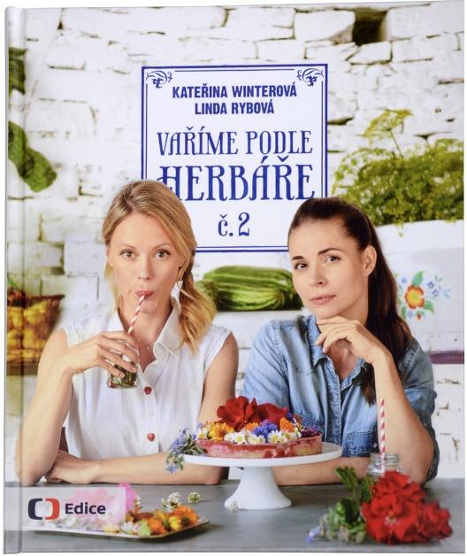 Vaříme podle Herbáře 2 - Winterová Kateřina, Rybová Linda