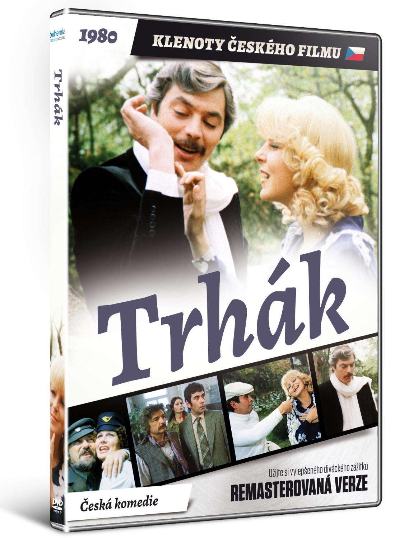 Trhák - edice KLENOTY ČESKÉHO FILMU (remasterovaná verze) - DVD