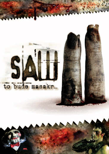Saw 2 ( plast ) - DVD
