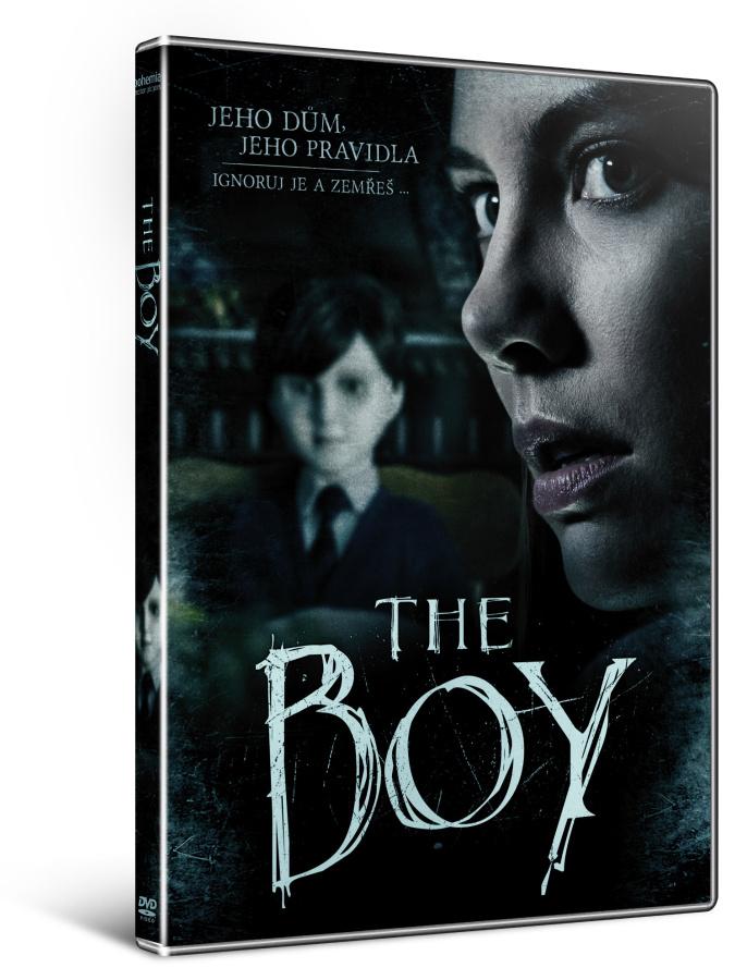 The Boy ( plast ) - DVD