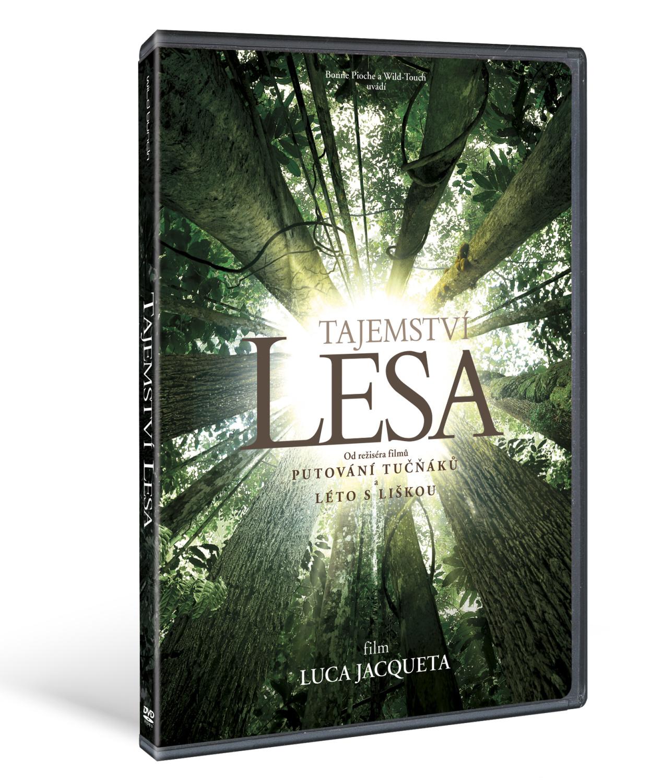 Tajemství lesa ( plast ) - DVD
