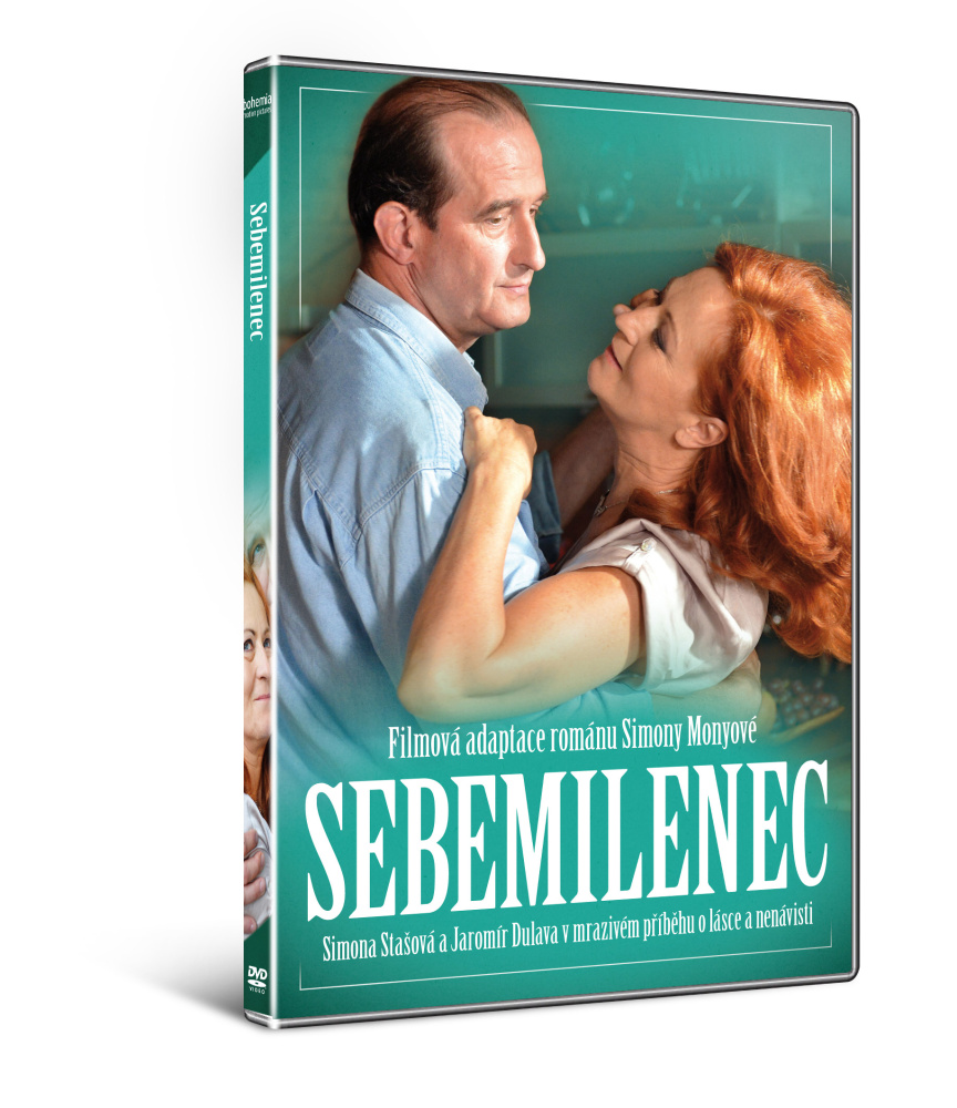 Sebemilenec - DVD plast