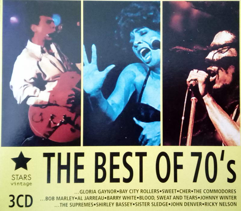 The best of 70´s 3CD