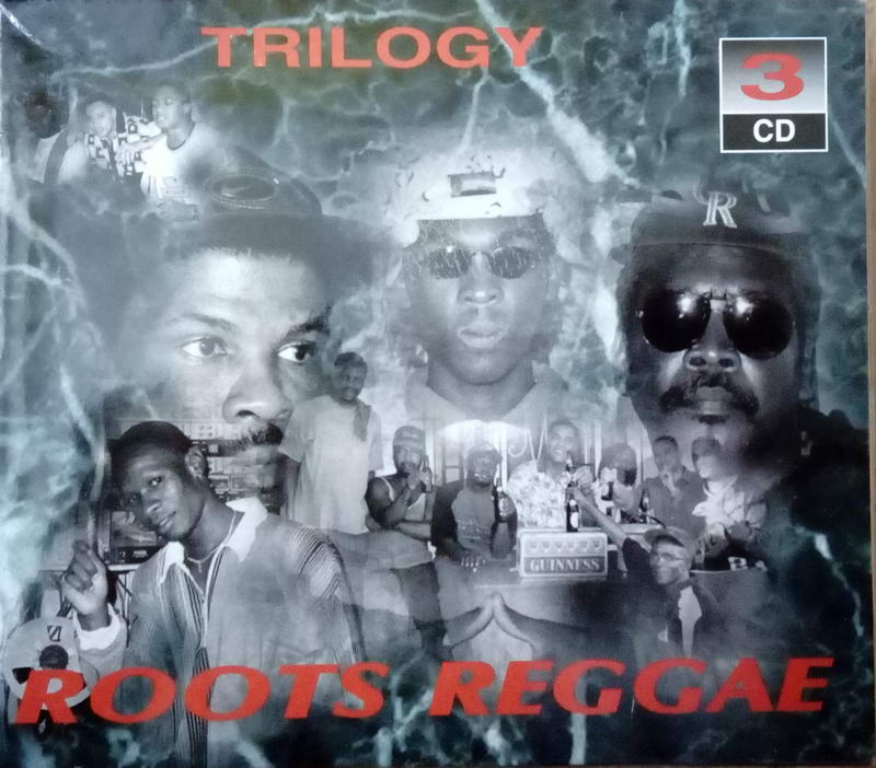 Roots Teggae - Trilogy 3CD