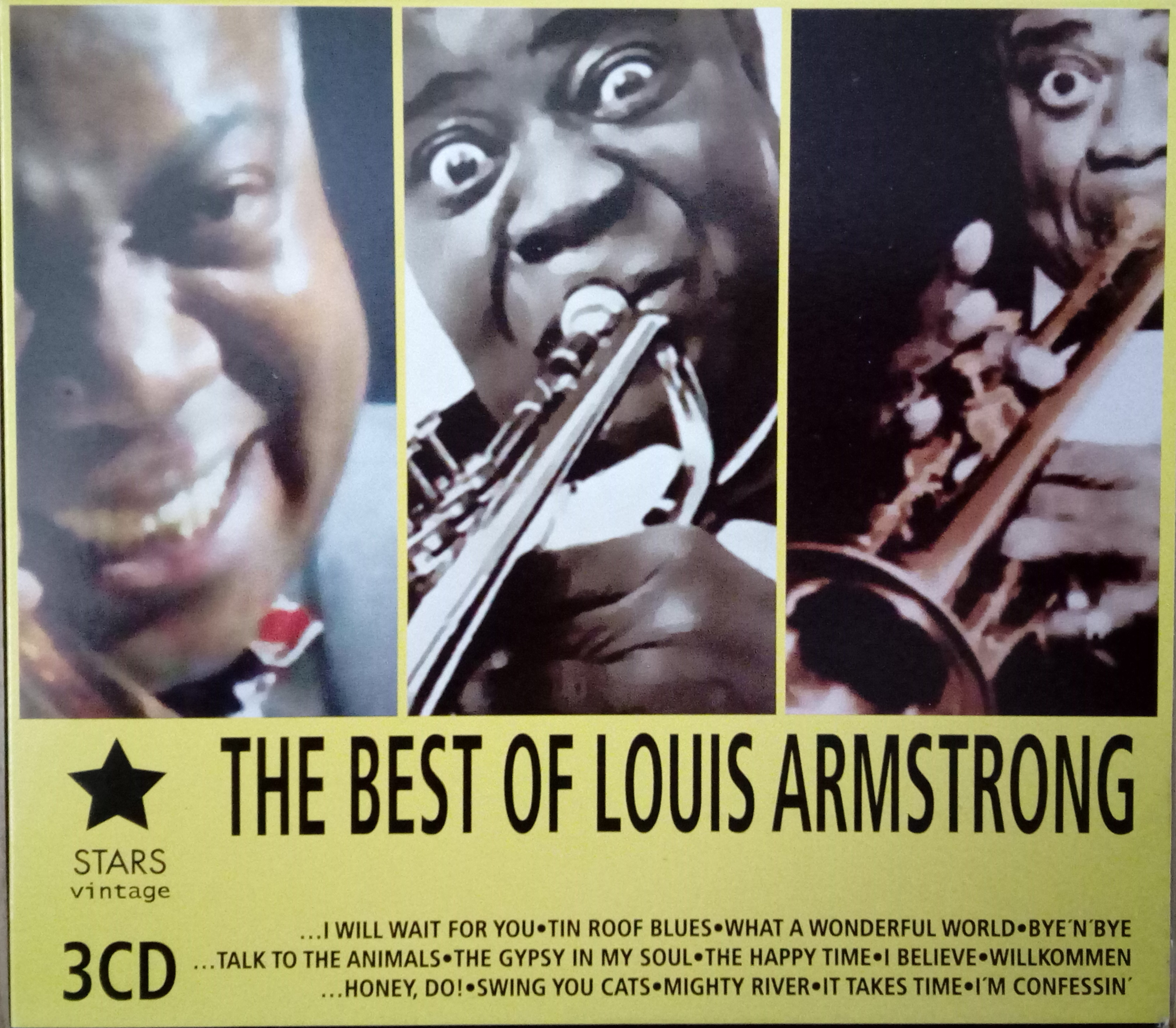 The best of Louis Armstrong 3CD
