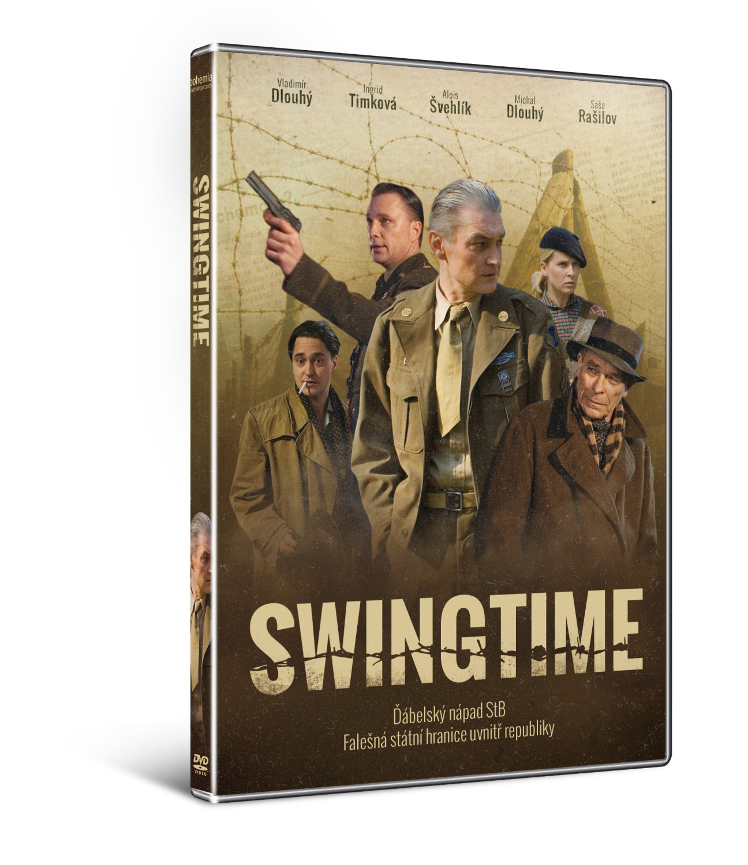 Swingtime ( plast ) - DVD