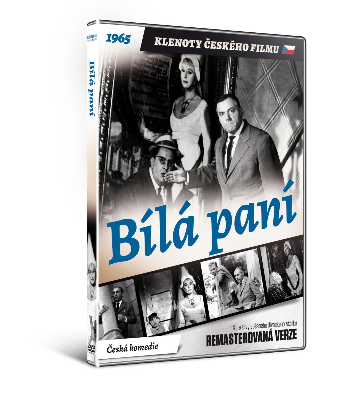 Bílá paní - edice KLENOTY ČESKÉHO FILMU  - DVD