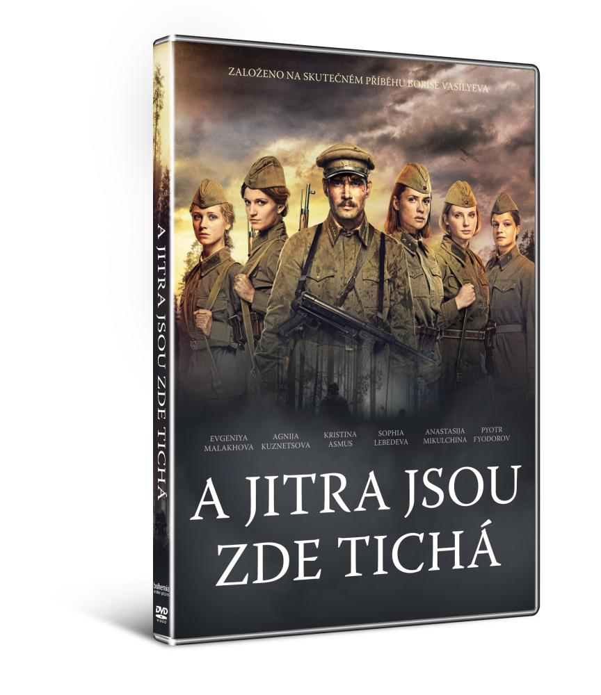 A JITRA JSOU ZDE TICHÁ ( plast ) - DVD