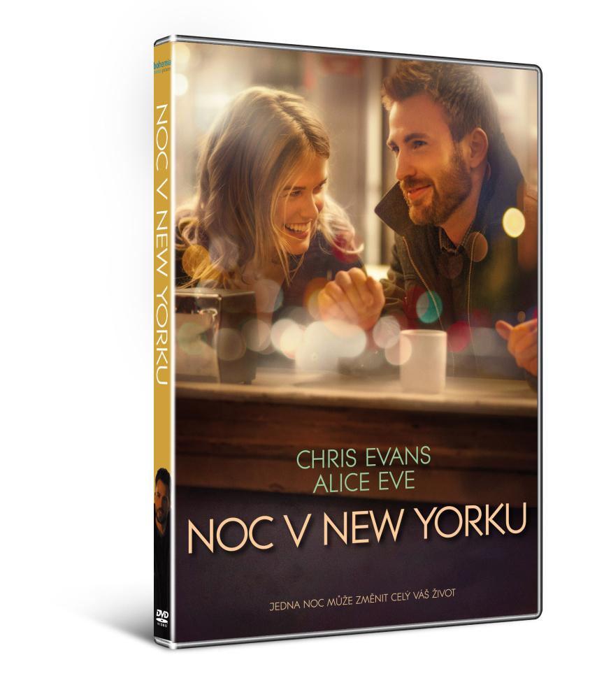 Noc v New Yorku ( plast ) - DVD
