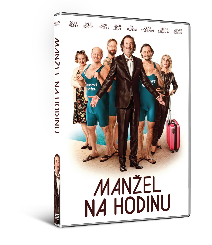 Manžel na hodinu ( plast ) - DVD