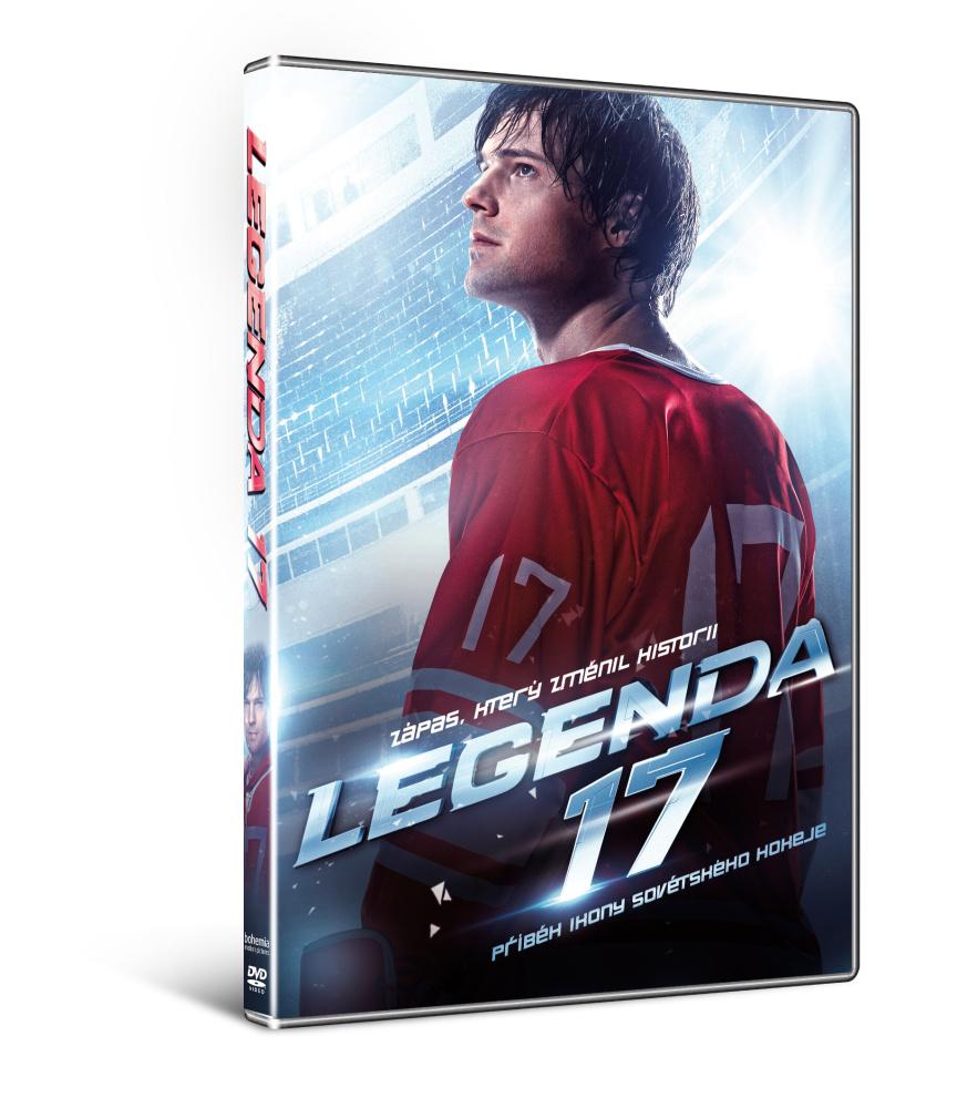 Legenda 17 ( plast ) - DVD