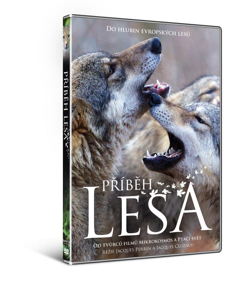 Příběh lesa ( plast ) - DVD