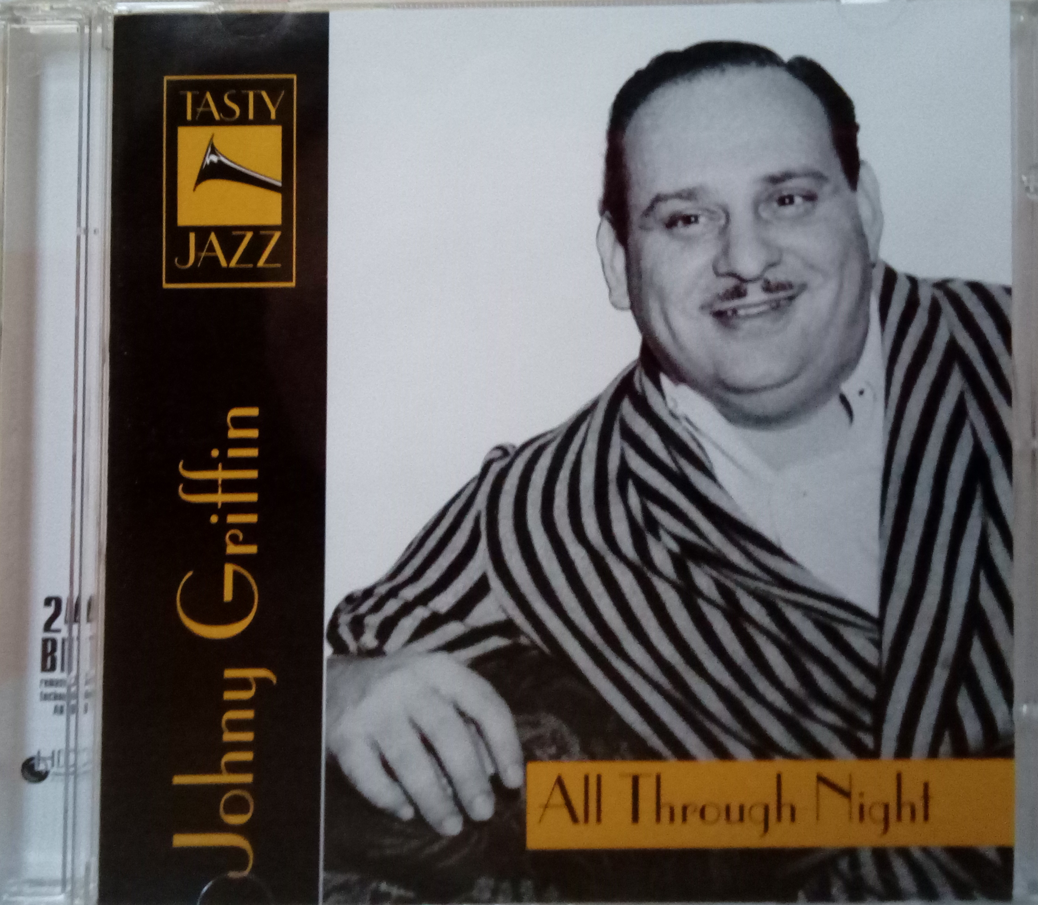 Johny Griffin - All TThrough night CD