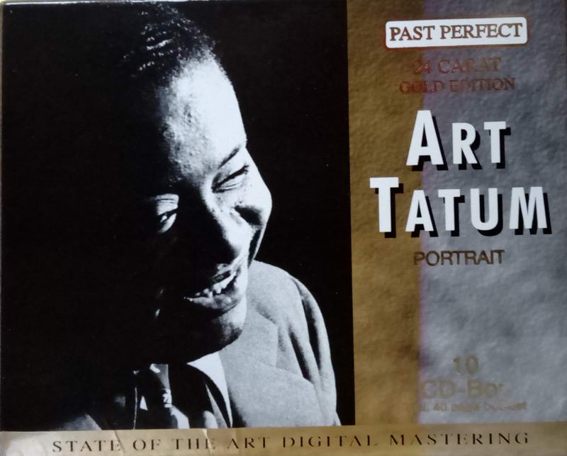 Art Tatum - Poitrait 10CD
