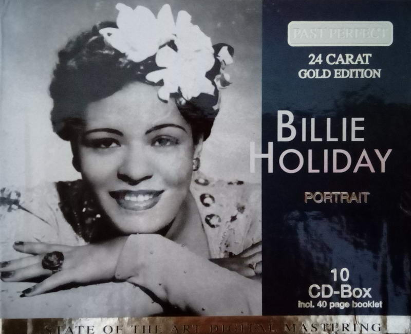 Billie Holiday - Portrait 10CD