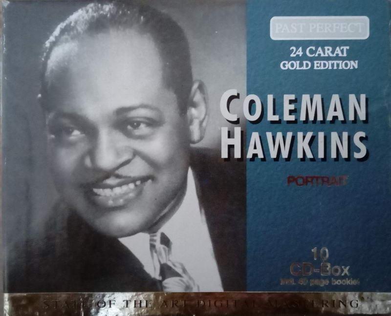 Coleman Hawkons - Portrait 10CD