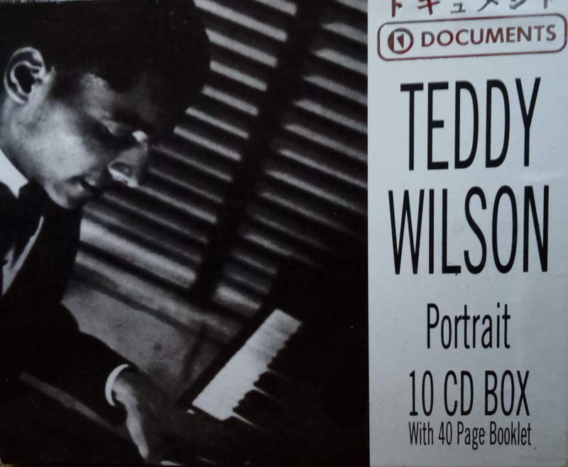 Teddy Wilson - Portrait 10CD