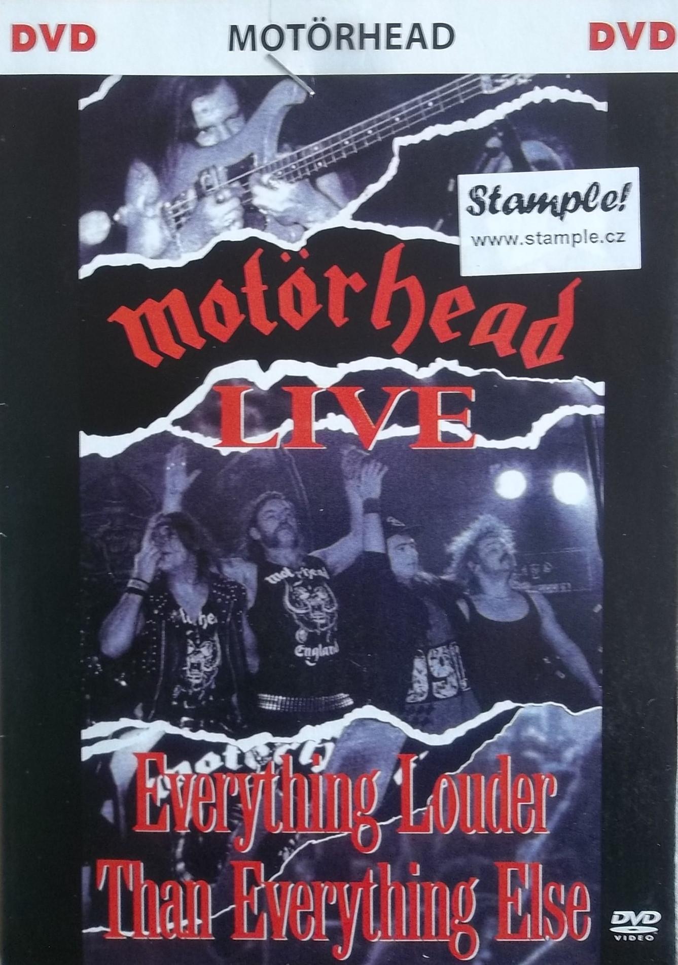 Motörhead - Live DVD