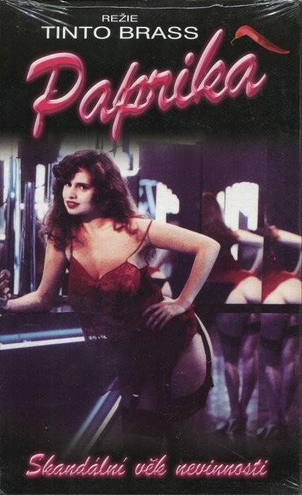 Paprika DVD pošetka