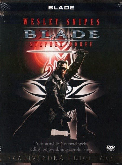 Blade - digipack DVD