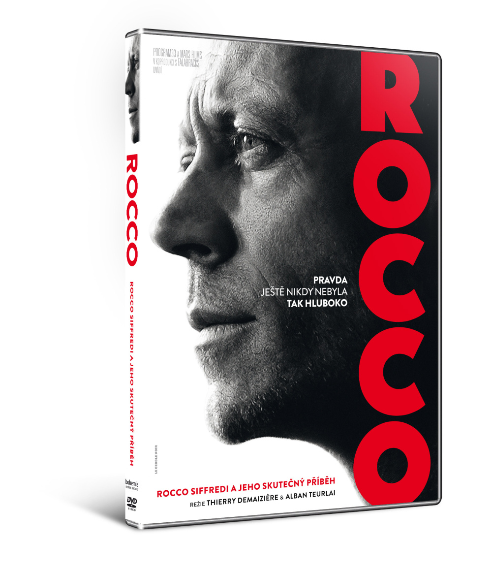 Rocco ( plast ) - DVD