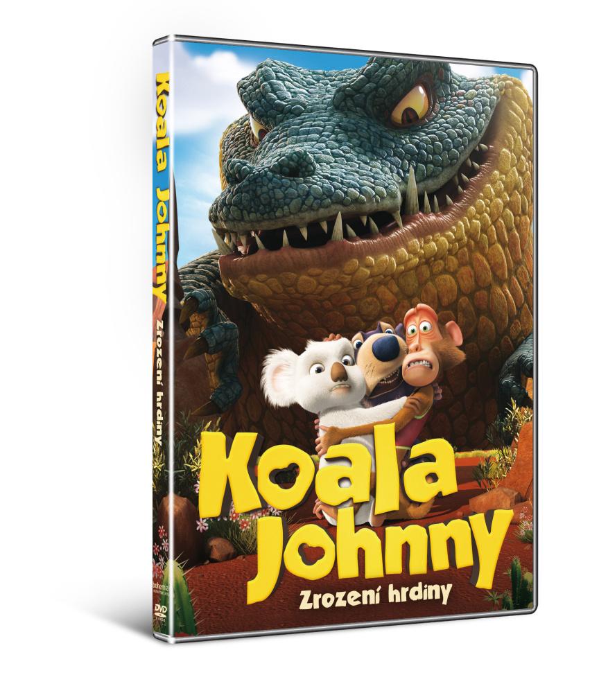 Koala Johnny: Zrození hrdiny - DVD plast