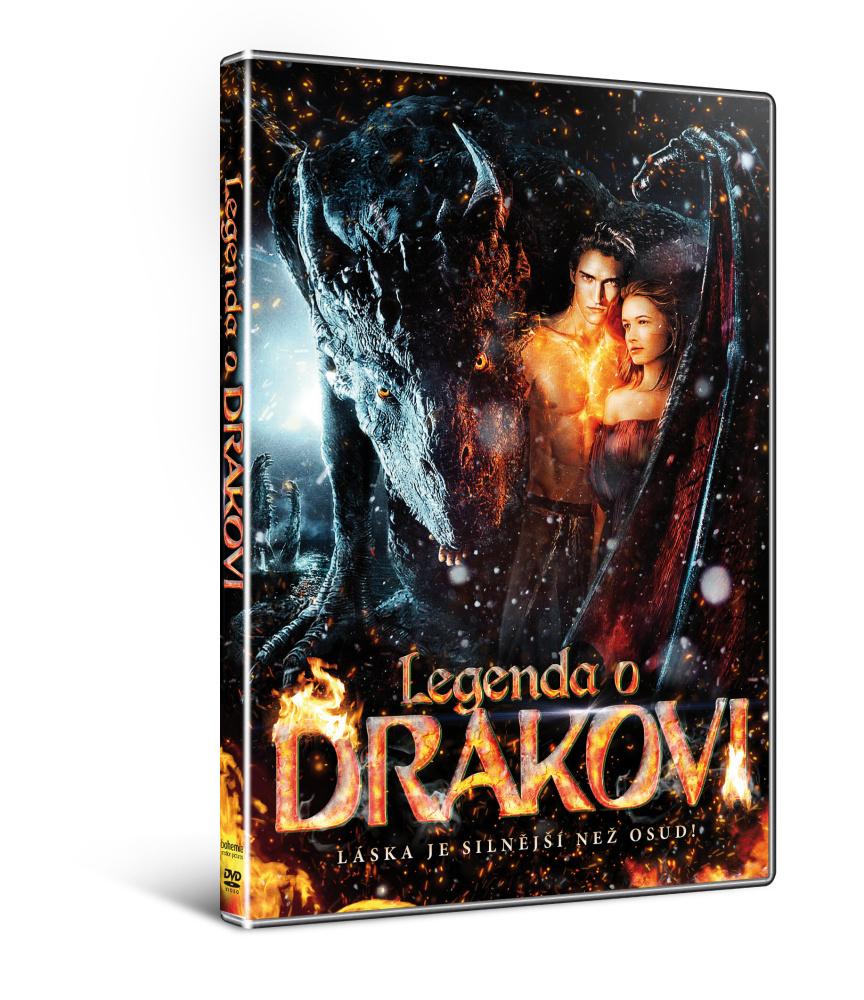 Legenda o drakovi ( plast ) - DVD