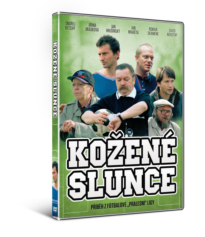 Kožené slunce ( plast ) - DVD