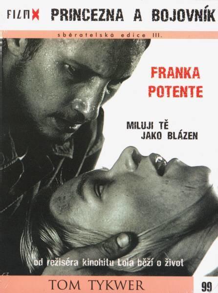 Princezna a bojovník - digipack DVD FilmX 99
