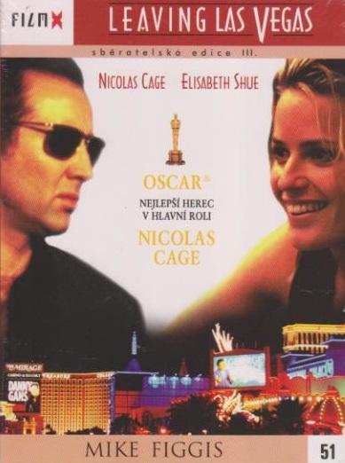 Leaving Las Vegas - digipack DVD