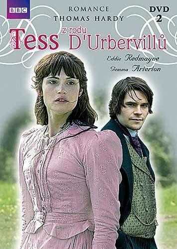Tess z rodu D´Urbervillů 2 DVD