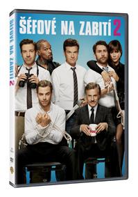 Šéfové na zabití 2 DVD