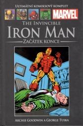 Ultimátní komiksový komplet - The Invincible - Iron Man -  Začátek konce (hřbet 101)