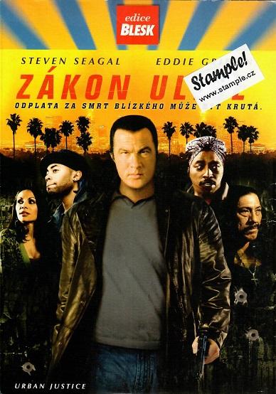 Zákon ulice - pošetka DVD