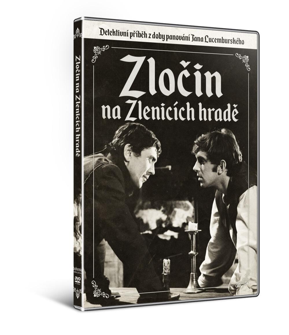 Zločin na Zlenicích hradě - DVD