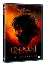 Umučení Krista - DVD plast