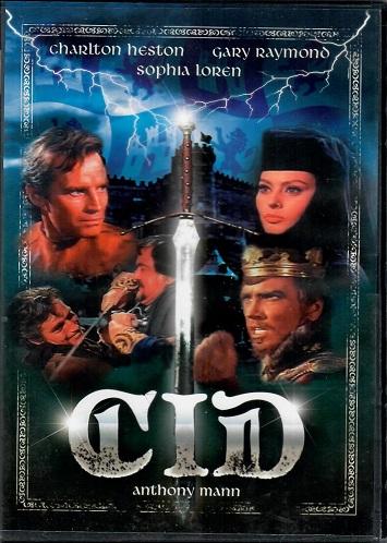 CID ( Plast ) - DVD