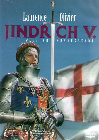 Jindřich V.  - DVD plast