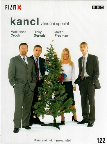Kancl: Vánoční speciál ( digipack ) - DVD