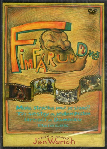 Fimfárum 2 ( plast ) - DVD