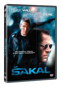 Šakal ( plast ) - DVD