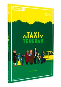 Taxi Teherán ( originální znění s CZ titulky ) - DVD