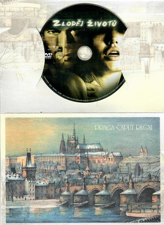 Zloděj životů ( dárková obálka) - DVD