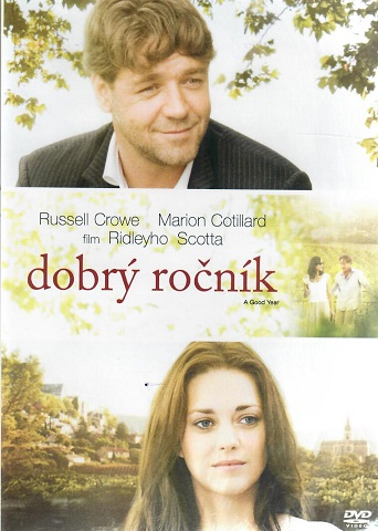 Dobrý ročník - DVD