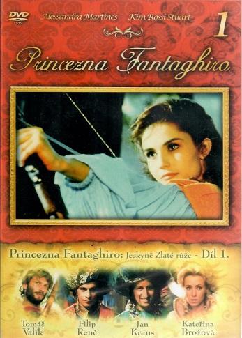 Princezna Fantaghiro:  Díl 1 ( Plast ) - DVD