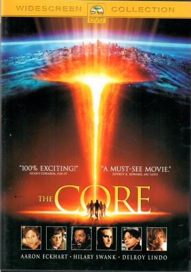 The Core - ( Jádro) - DVD