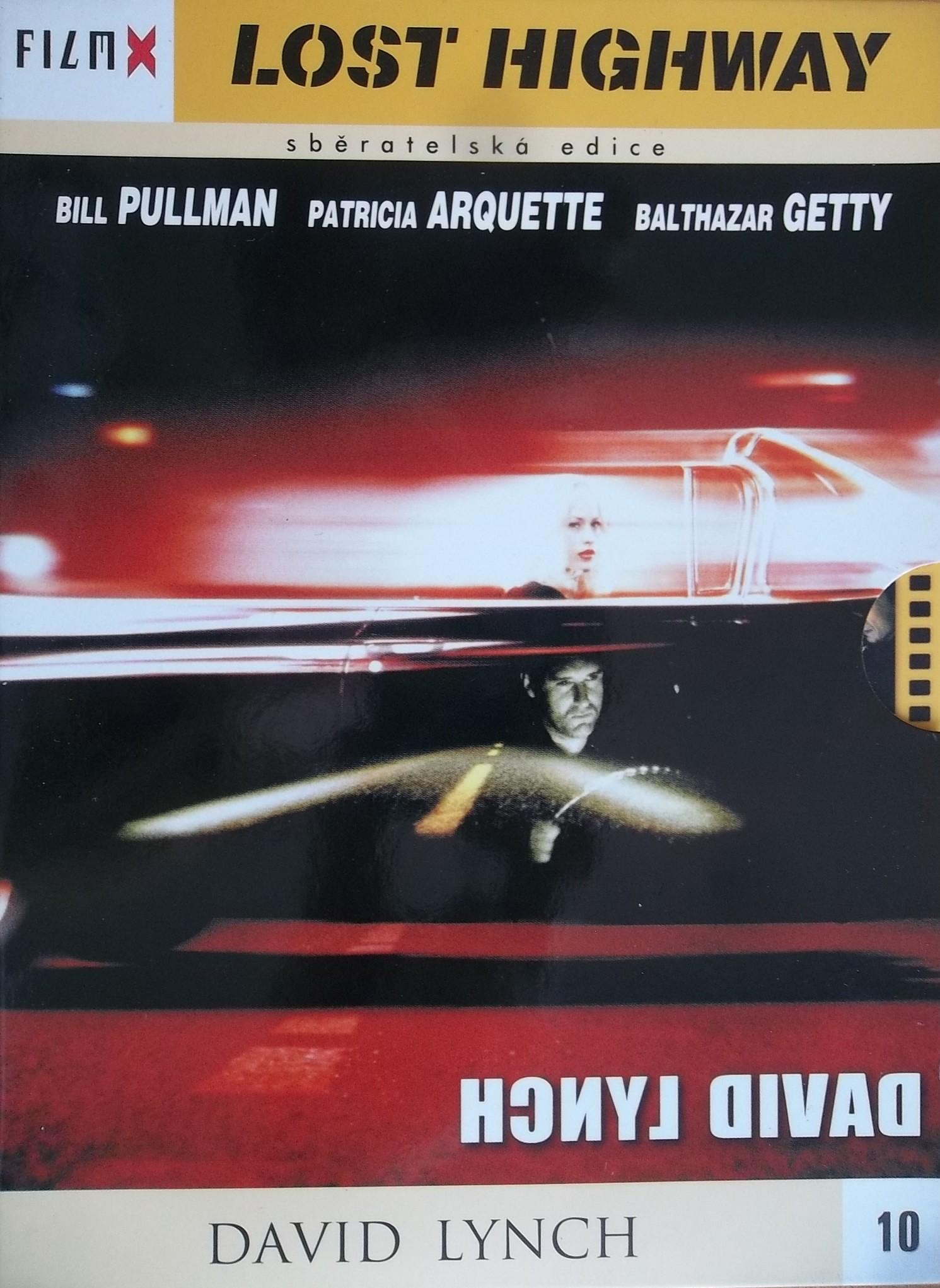 Lost Highway - digipack DVD