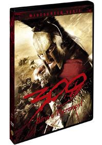300: Bitva u Thermopyl DVD (bazarové zboží)